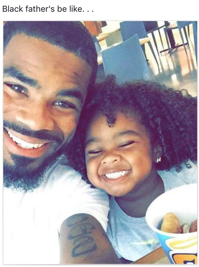 Black fathers be like... #blackfathersmatter