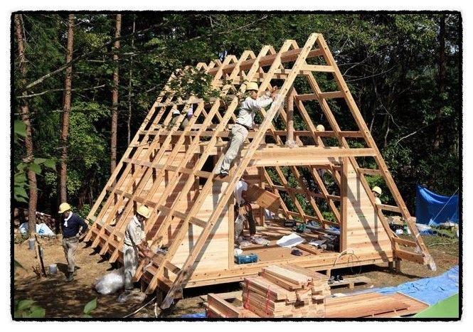 case mici de acoperiș triunghiular: Naver pe blog #homeideas #homediy #doityourself