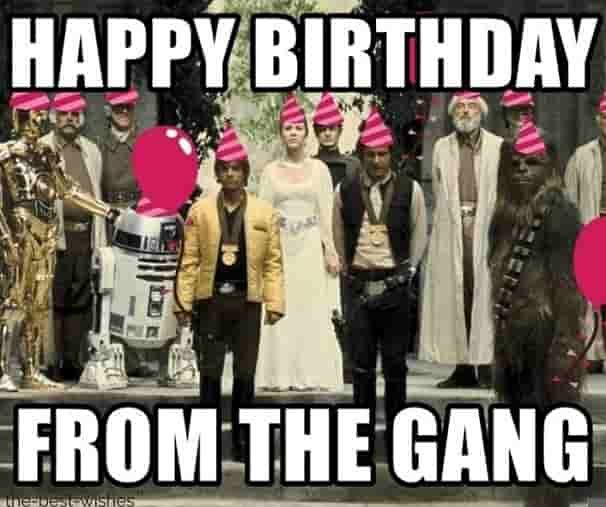 Top 100 Funniest Happy Birthday Memes Most Popular Funny Happy