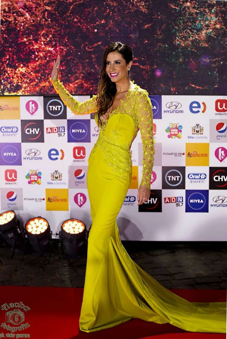 Gala Viña 2016 Red Carpet