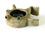 """Emanuele Scoppola - """"Abyssal fish"""" (ceramic)"""