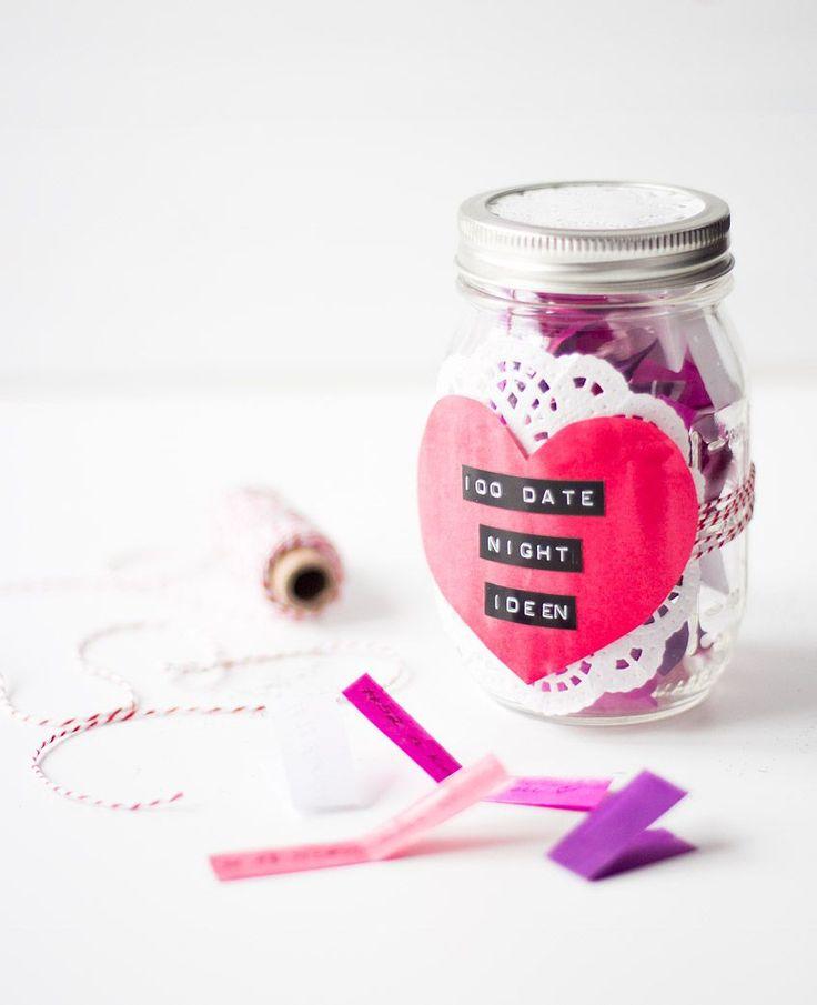 100 Ideen für eine Date Night {am Valentinstag}