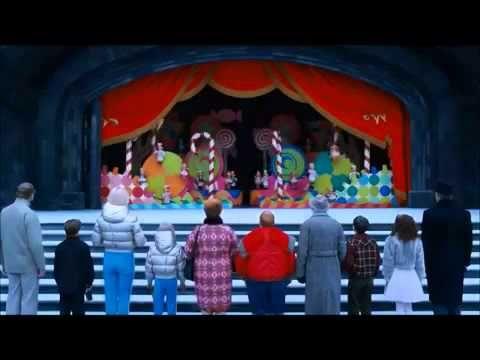 Sjakie en de Chocolade Fabriek (Dutch/Nederands) - Wonka's Welcome Song ...