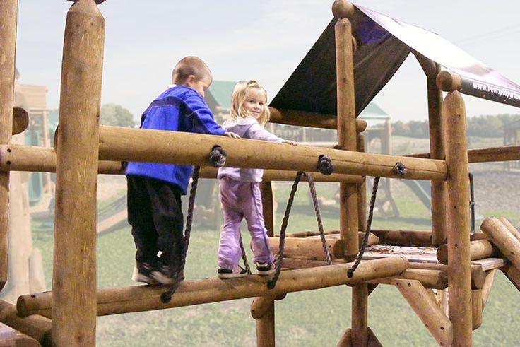 Bears Playgrounds Accessories: Burma Bridge