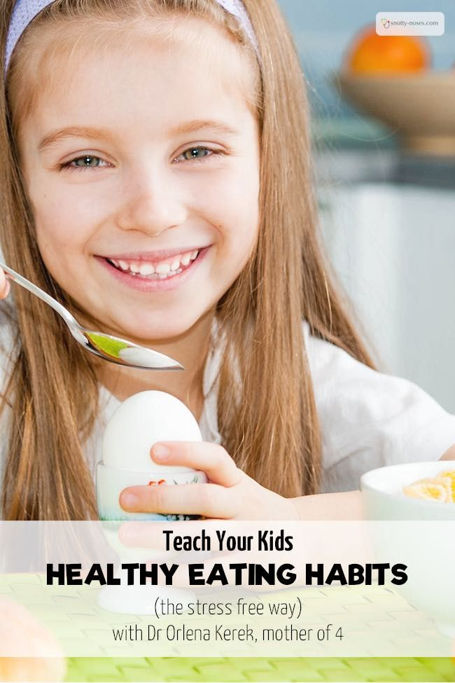 Teach Your Children Healthy Eating Habits with Dr Orlena Kerek, pediatric doctor and mother of 4. She understands the real struggles that parents face. This is a great course. I totally recommend it.