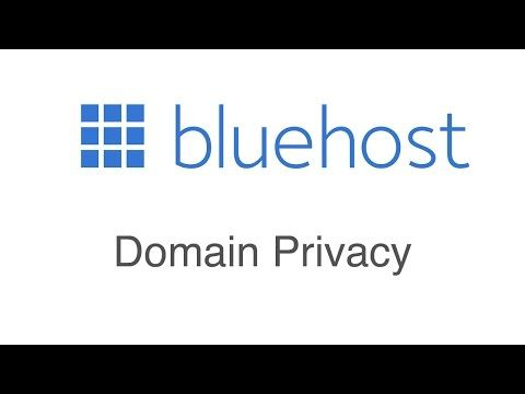 Domain Privacy - YouTube