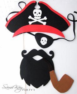 Image of Photobooth Pirata