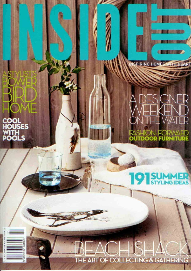 Inside Out Interiors Style Sunday: 52 Best Images About Interiors Magazine Covers On