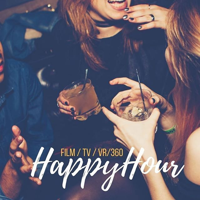Come out to our Happy Hour event for #Film #Television #VirtualReality #WebSeries #FilmProducer #FilmDirector #Screenwriter #Editor #Cinematographer #Casting #Media #Tech #Founders #VR #AR #Festival #actors #actresses #happyhour #nyc #newyork #TV  http://bit.ly/2DNBeN5