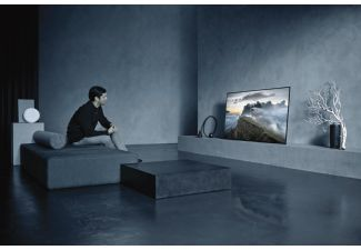 SONY KD65A1BAEP OLED TV (Flat, 65 Zoll, OLED 4K, SMART TV, Android TV)
