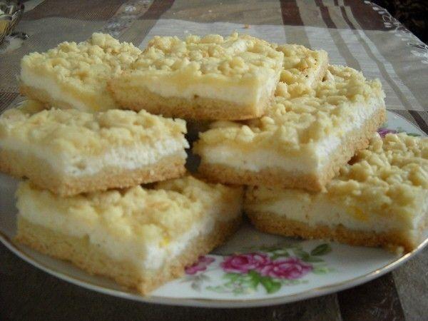Творожное пирожное | Кулинарные Рецепты