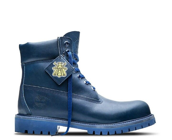 """Bee Line for Billionaire Boys Club x Timberland """"Blue"""" Pack"""