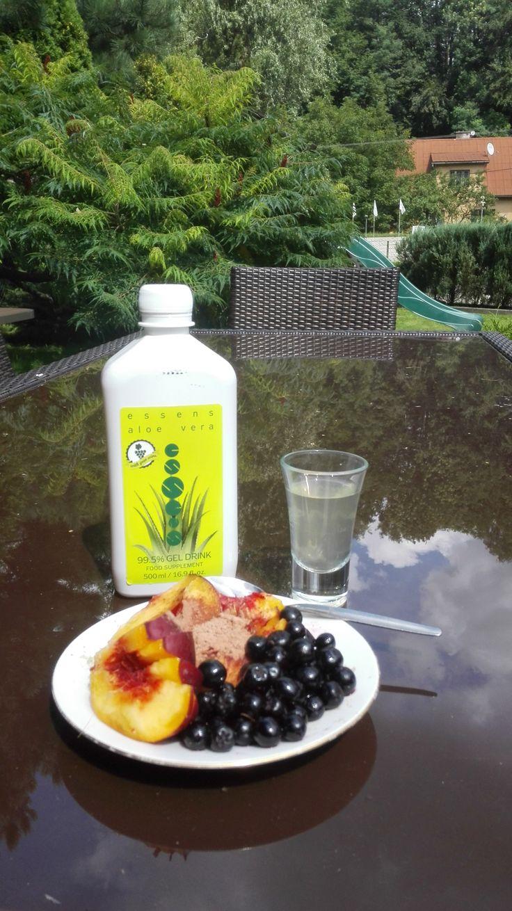 Prvním krokem k úpravě váhy je #očista organismu. Využíváme účinků #Aloe vera #gelu od firmy #Essens - http://essensclub.cz/na-jarni-unavu-aloe-vera-a-colostrum/