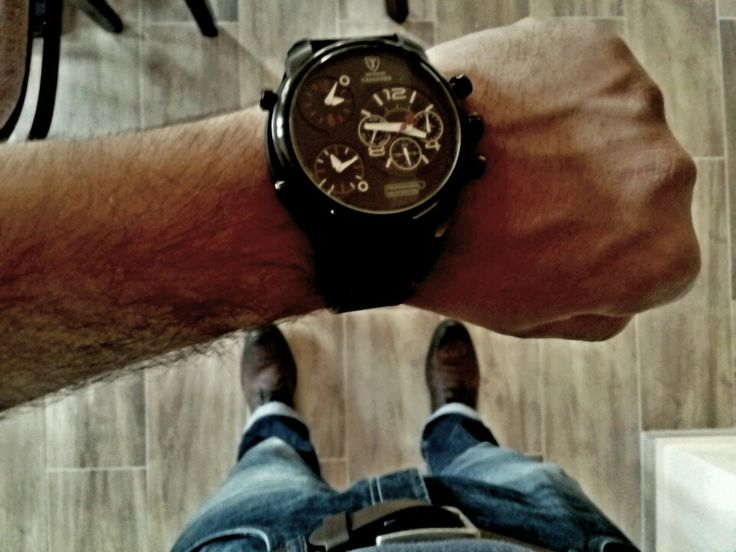 Time to have fun... all day long #watch