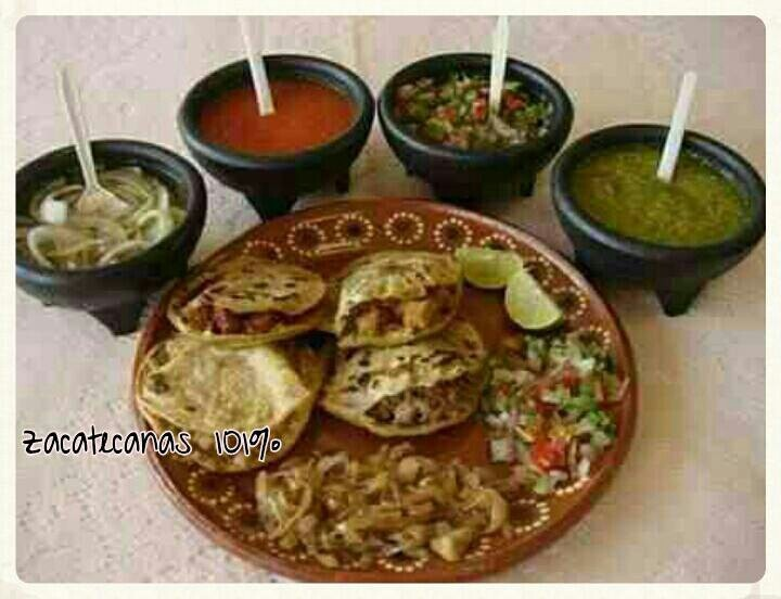 Zacatecas Mexican Food