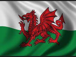 Resultado de imagen de bandera de gales