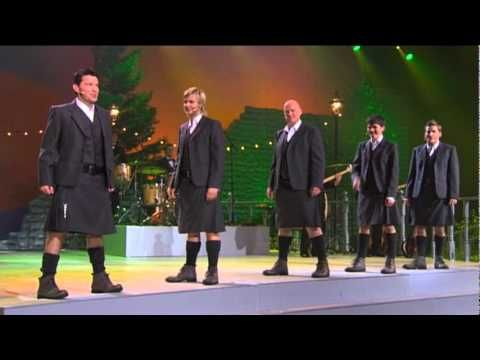 This song is labeled wrong it is really IRELAND'S CALL - YouTube.  The first time I saw Celtic Thunder was (accidentally) on PBS and they did this song at the end of the show... it was fabulous!  I immediately bought two of their albums, with this song on one of them.  ;p