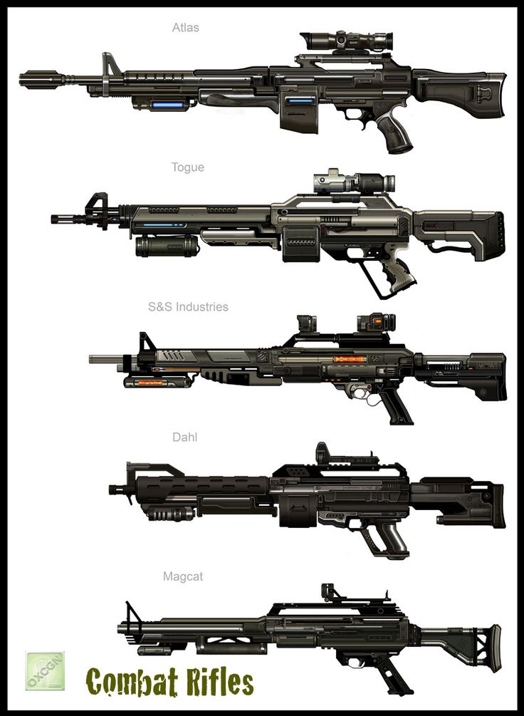http://xboxoz360.files.wordpress.com/2009/11/borderlands-oxcgn-66.jpg&width=550 #Borderlands assault rifles from #Borderlands1. And before you ask, I have no idea what magcat is.
