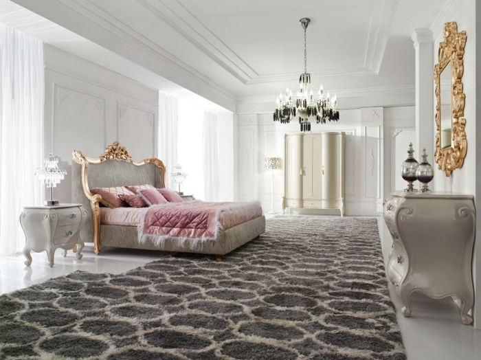 17 meilleures id es propos de chambre baroque sur for Miroir plafond chambre