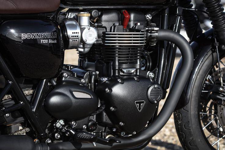 Review: New Triumph Bonneville T120 and Thruxton R - Bike EXIF