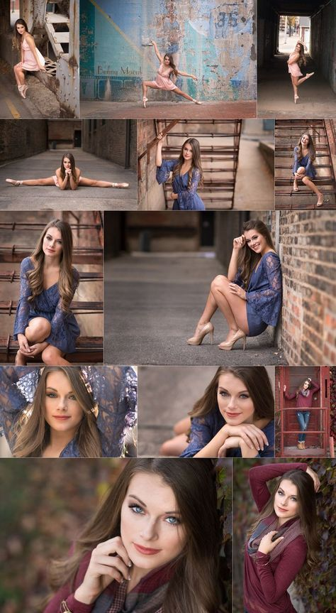 Alyssa Layne Photography | Illinois Senior Photographer | Senior Poses| Ballerina Poses | Class of 2016 | Carlee | Highschool Senior Photographer | Senior Pictures