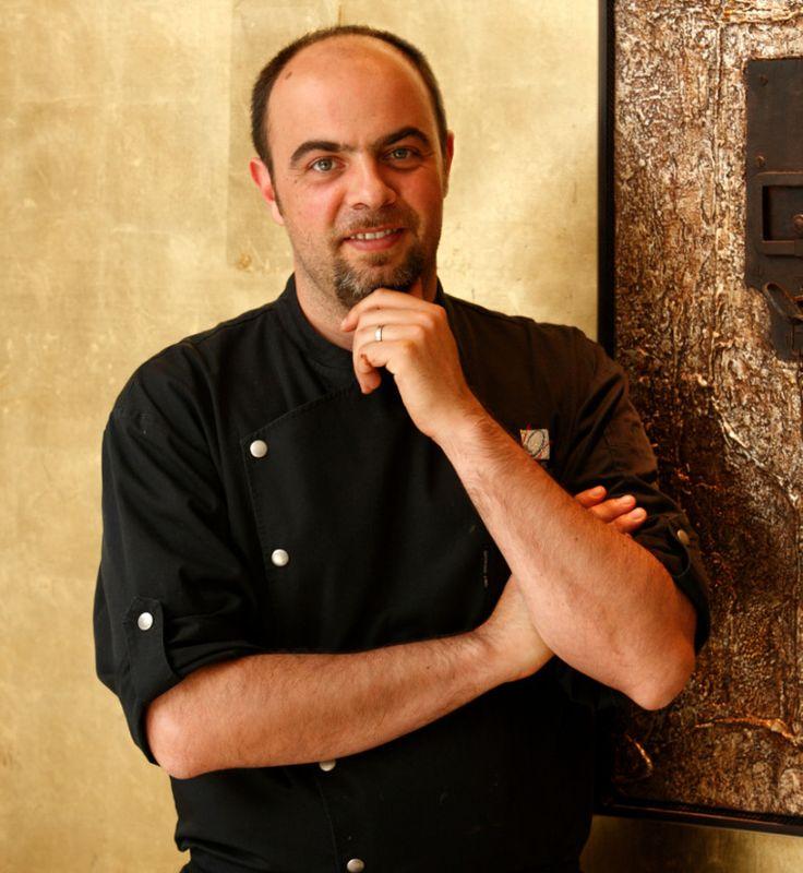 Marco Pratrizzi, dell'omonimo ristorante di Parma chef una stella Michelin