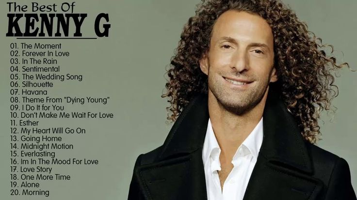 Best Of Kenny G Sheet Music By Kenny G - Sheet Music Plus