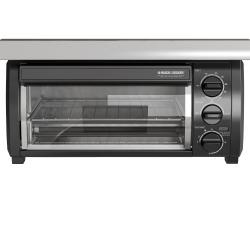 @Overstock - No need to give up valuable counter space for the convenience of a toaster oven thanks to this Black & Decker Toaster Oven. It easily installs under a cabinet, keeping work surfaces clear for food prep and other everyday tasks.http://www.overstock.com/Home-Garden/Black-Decker-TROS1500-SpaceMaker-Traditional-Toaster/6664050/product.html?CID=214117 $59.99