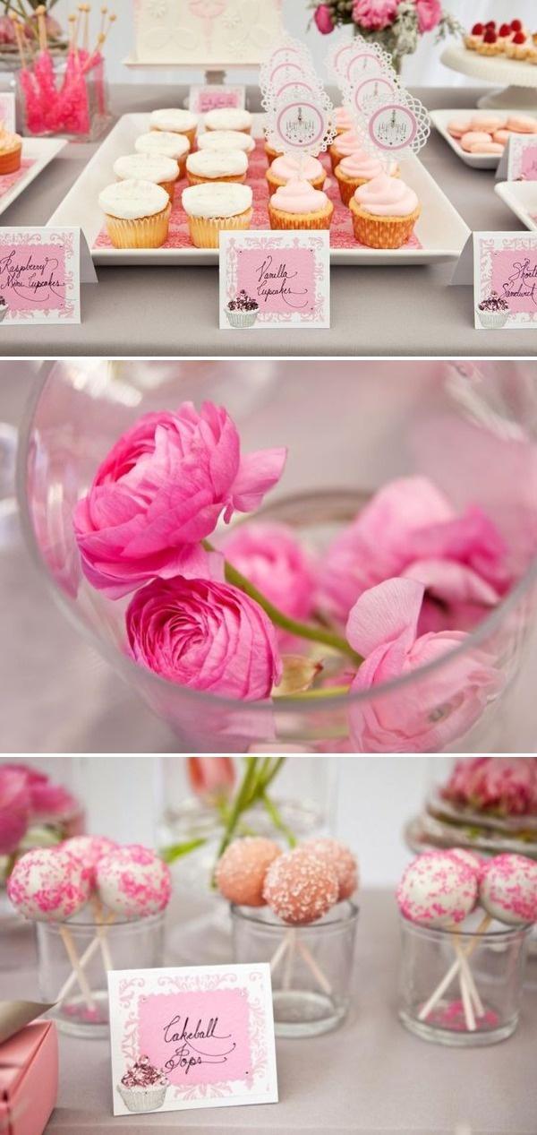 Bello en tonos rosados