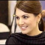 Reham Khan turns as Jewelry Designer