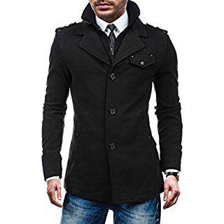 CAPPOTTI DA UOMO Il cappotto è il capo che non può mancare in un guardaroba invernale.