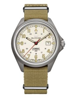 GLYCINE COMBAT 7 automatic Ref. 3898.14AT7 P TB3 - Swiss made watches - SwissTime