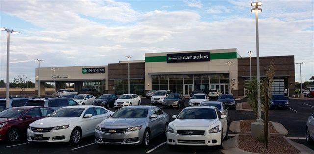 Enterprise Cars For Sale >> Enterprise Car Sales Opens 2 New Locations In Arizona Remarketing