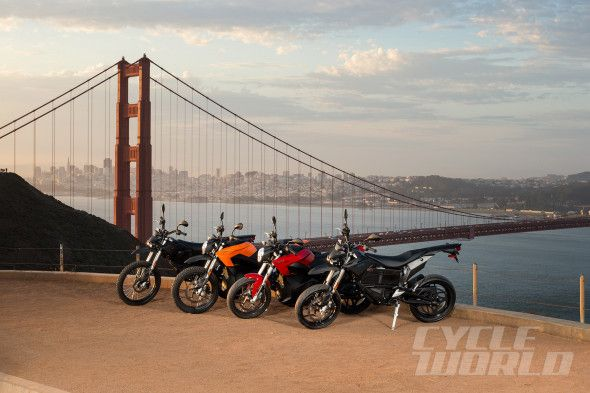 2016 Zero Motorcycles – FIRST LOOK REVIEW Zero electric motorcycle lineup grows and goes farther.