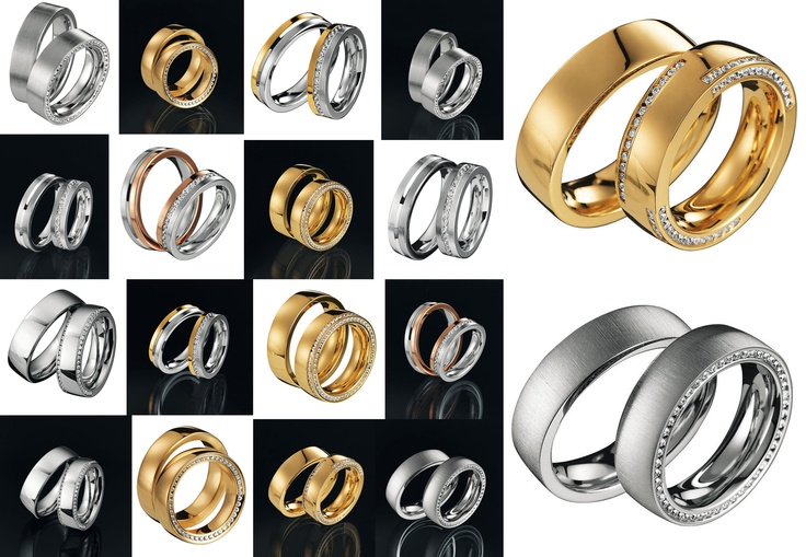 Stunning Infinity collection www.pave.hu