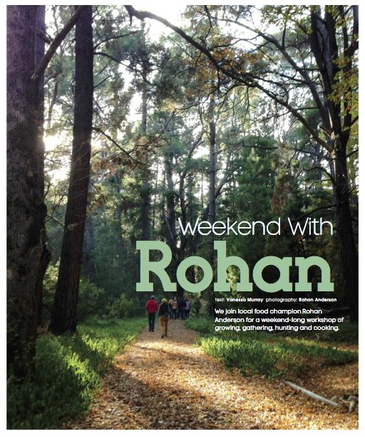 weekend with rohan