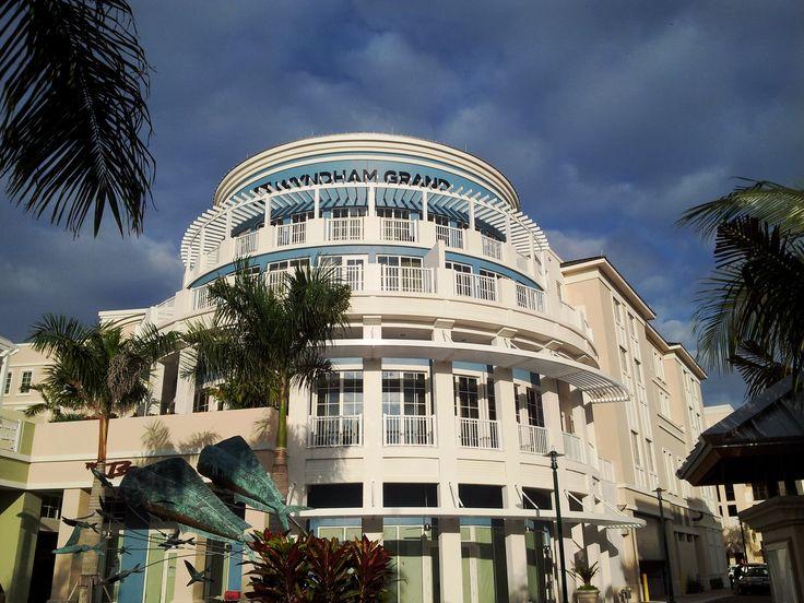 The New Wyndham Grand Hotel In Harbourside Jupiter Fl