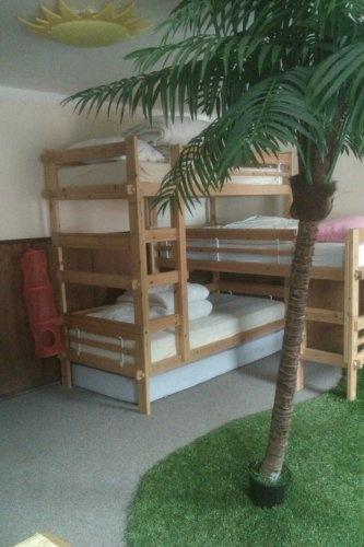 slaapkamer Villa Vitany