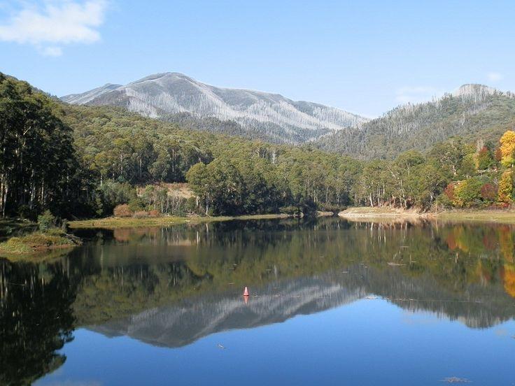 Lake Guy, Bogong Village, #Victoria