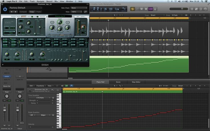 Dicing-and-slicing audio can be creative and rewarding experience thanks to a range of features found in Logic Pro X. Mark Cousins picks up his scissors in the latest Logic Pro X power user tutorial...