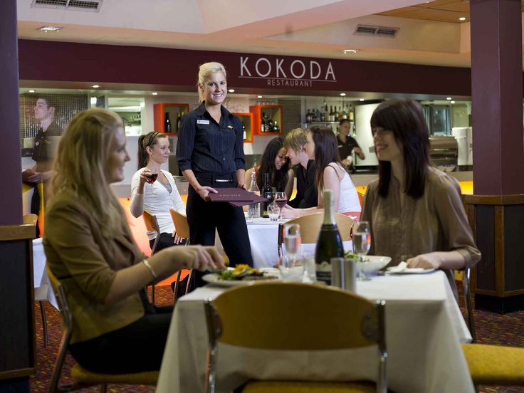 Kokoda Restaurant was awarded Best Dining in a Large Club at the Clubs Qld Awards for Excellence 2012.