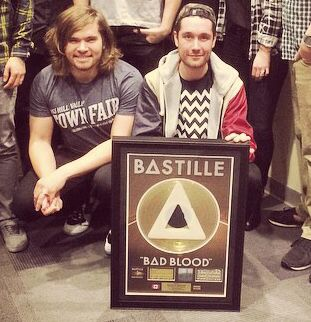 bastille bad blood tour setlist