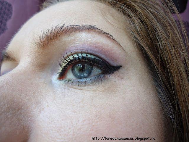 Lory's Blog: LOTD: Machiaj colorat folosind trusa Fraulein38