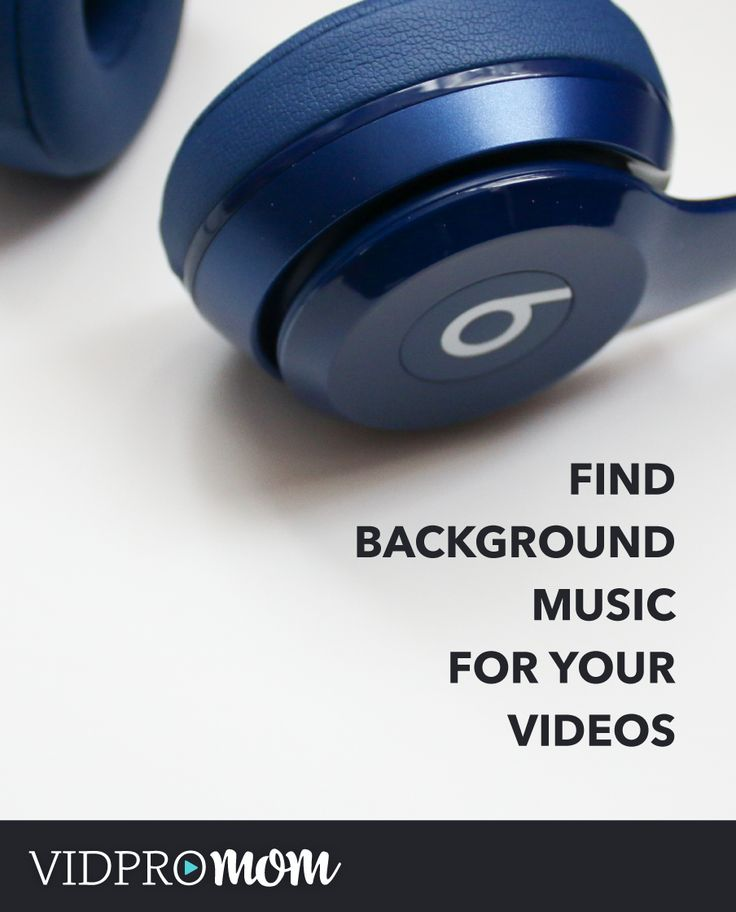 Where to Find Music for your GoPro Videos and Family Movies
