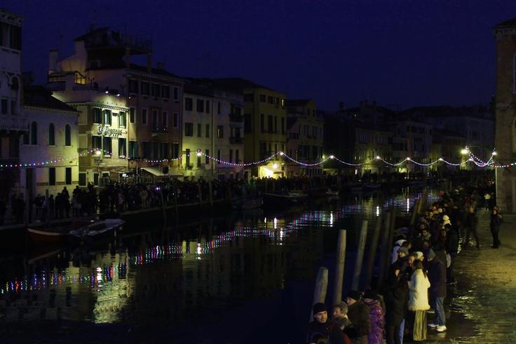 Venice - Rio Cannareggio