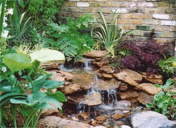 1000 images about ponds water features on pinterest for Pond water features ideas