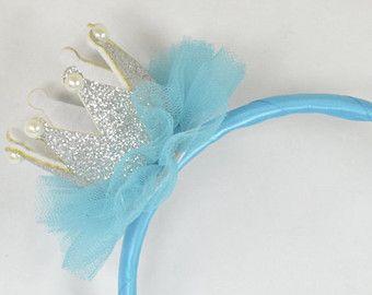 Cinderella Crown/Tiara Headbands Princess Crown by MyPartyStory