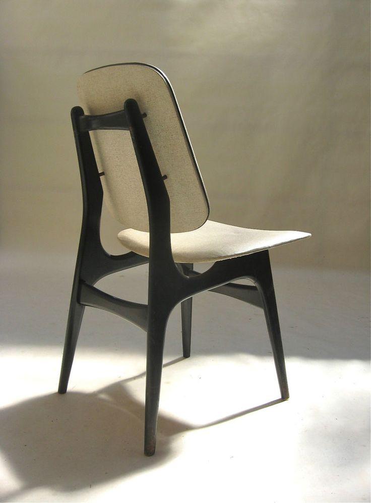 Italian 50,s Sculptural Chair gio ponti ico parisi carlo di carli eames era