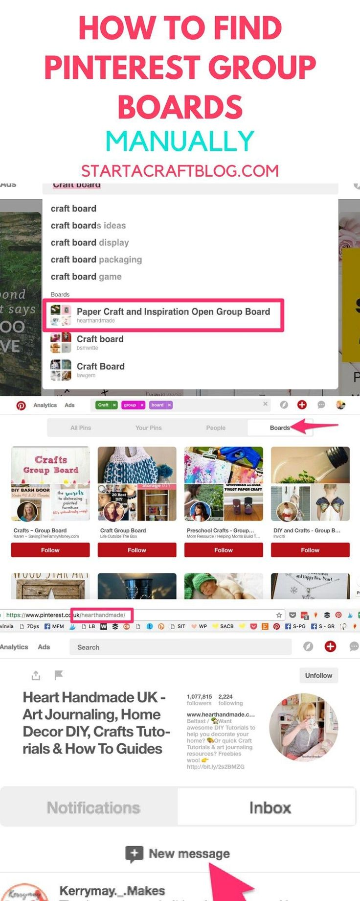 Learn how to find and join Pinterest Group Boards via Board Booster. Be sure to check out these blogging tips to help you get even more blog traffic by using Pinterest Group Boards! You can find a large list of Group boards to join here too.