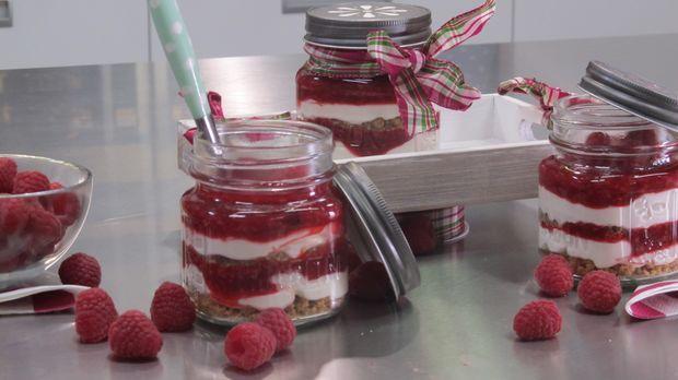 Käsekuchen to go: Das Rezept aus Enie backt - Sweet & Easy - Enie backt - sixx